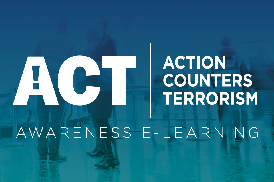 ACT Awareness e-learning - FREE