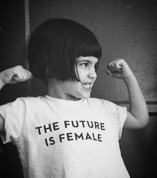 The Rise of the Female
