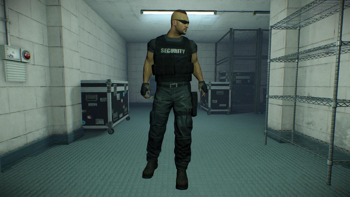 What can a Security Guard Learn from a Video Game?