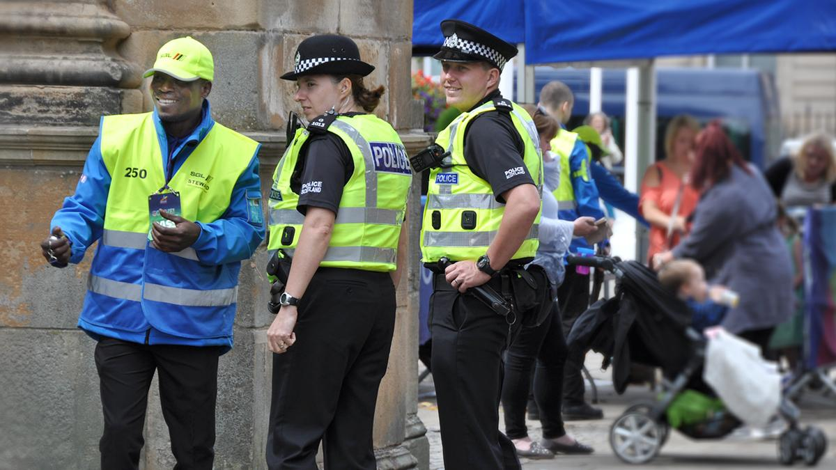 What UK Police really think of SIA Security