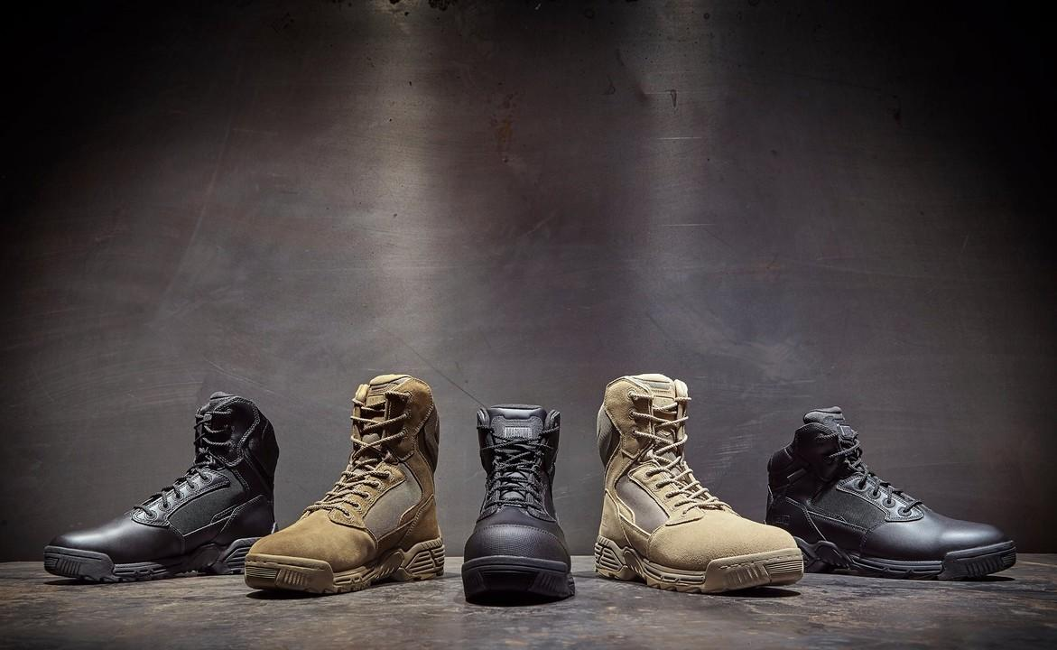 What is the best footwear to buy for Security Guards