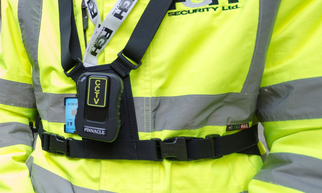 Should Door Supervisors wear Bodycameras?