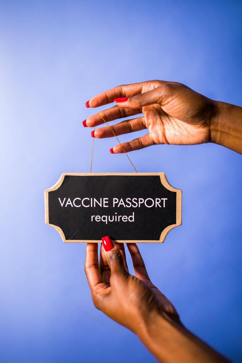vaccine passport check