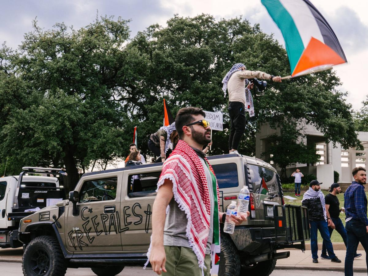 Palestine protests