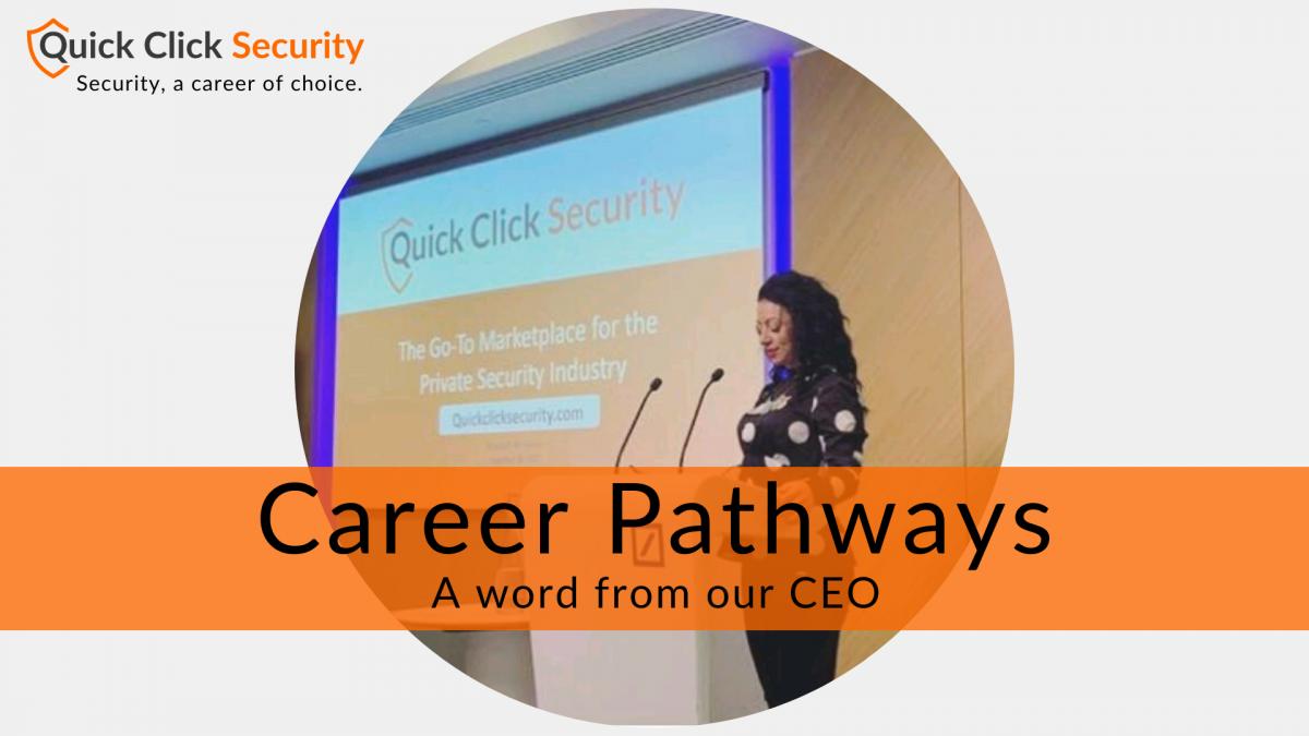 Career Pathways Security